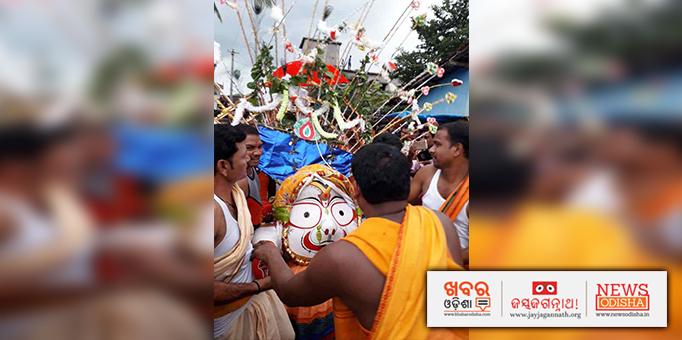 Lord Balabhadra on Pahandi at Gapla munda, Kalahandi