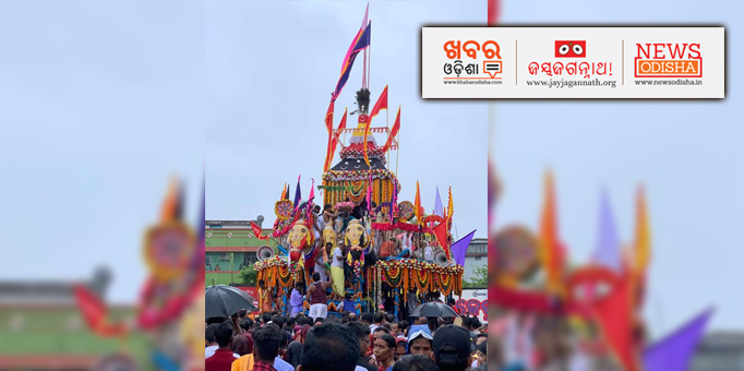 Chariot of the Lord at Bhatli