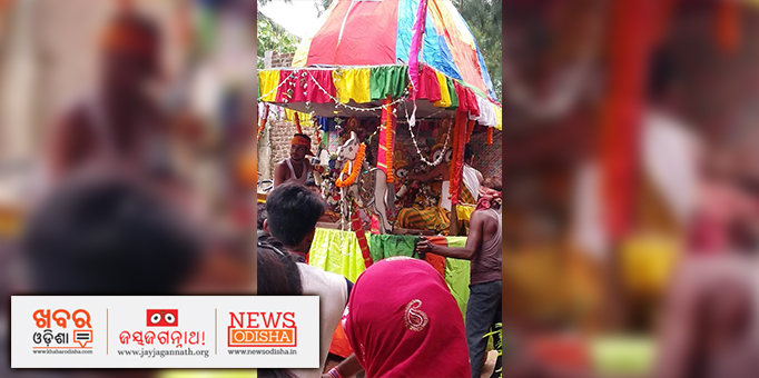 Glimpse of Ratha Yatra from Jajpur