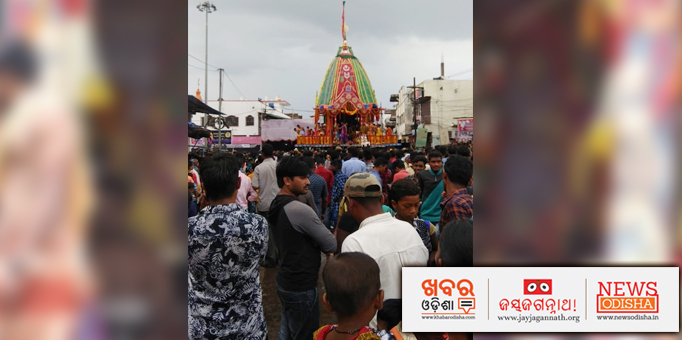 Ratha Yatra is celebrated in thousands of places