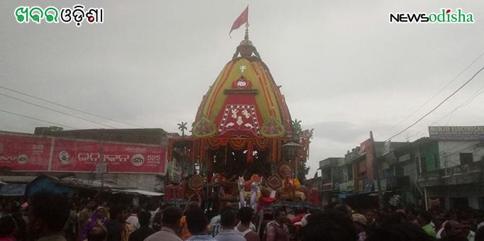 Bahuda Yatra celebrations of Phulbani in Kandhamal