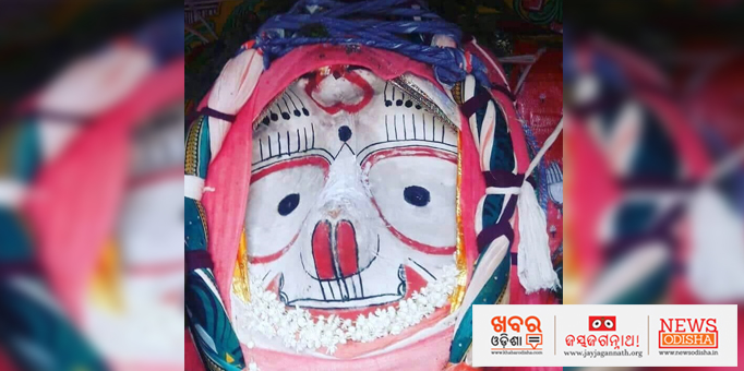 Khabar Odisha:Lord-Balabhadra-on-the-chariot-in-Puri