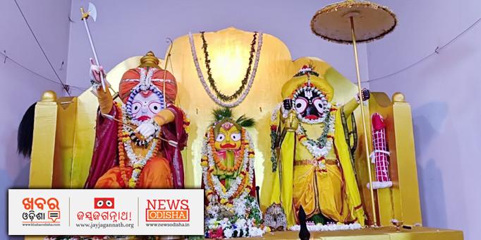 Jay Jagannath: Lord-Balabhadra-in-Balaram-Besha