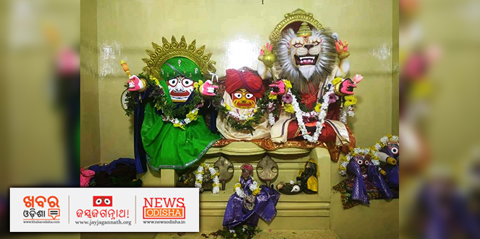 The Lord appeared in Narasimha Avatar as the 'Great Protector' who specifically defends and protects his devotees from evil, pictures from  Koraput