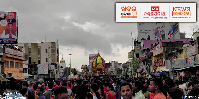 Lord Jagannath Temple of Odisha is one of the few Indian temples which the deities are taken out of during festivities