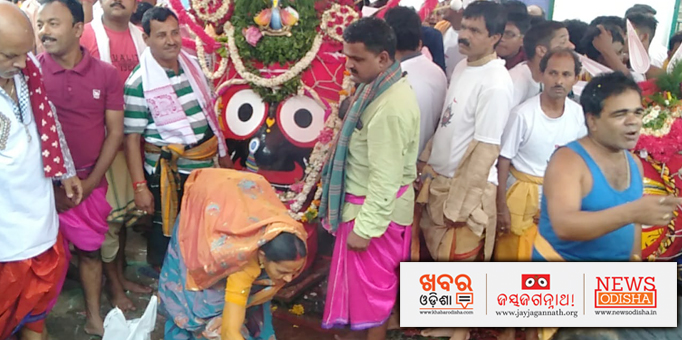 Pictures of Pahandi Bije Rituals from Koraput