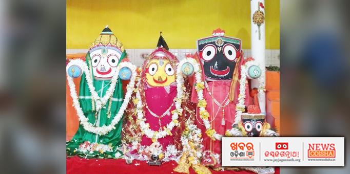 Lord Jagannath set to start Bahuda Yatra in Sukinda, Jajpur