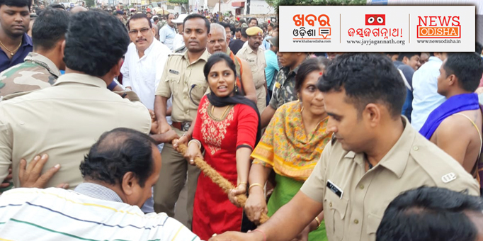 Women's security is a matter of utmost importance during the festival