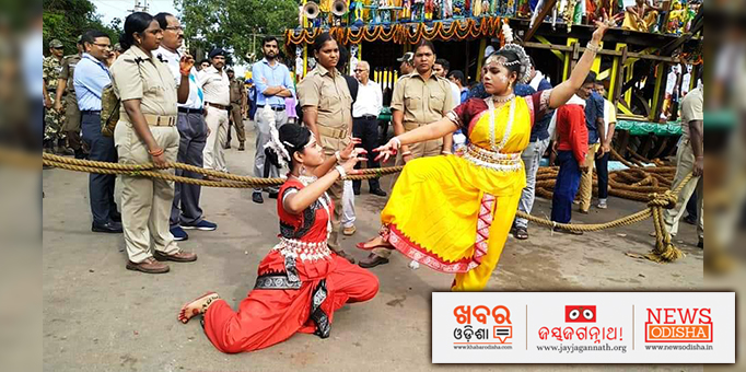 Odissi is an ancient classical dance form that originated in the Hindu temples of Odisha, pictures from Baripada
